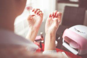 Torno para uñas