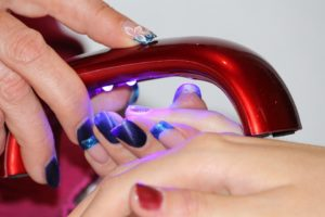 lampara de uñas