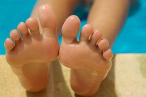 lima electrica para pies