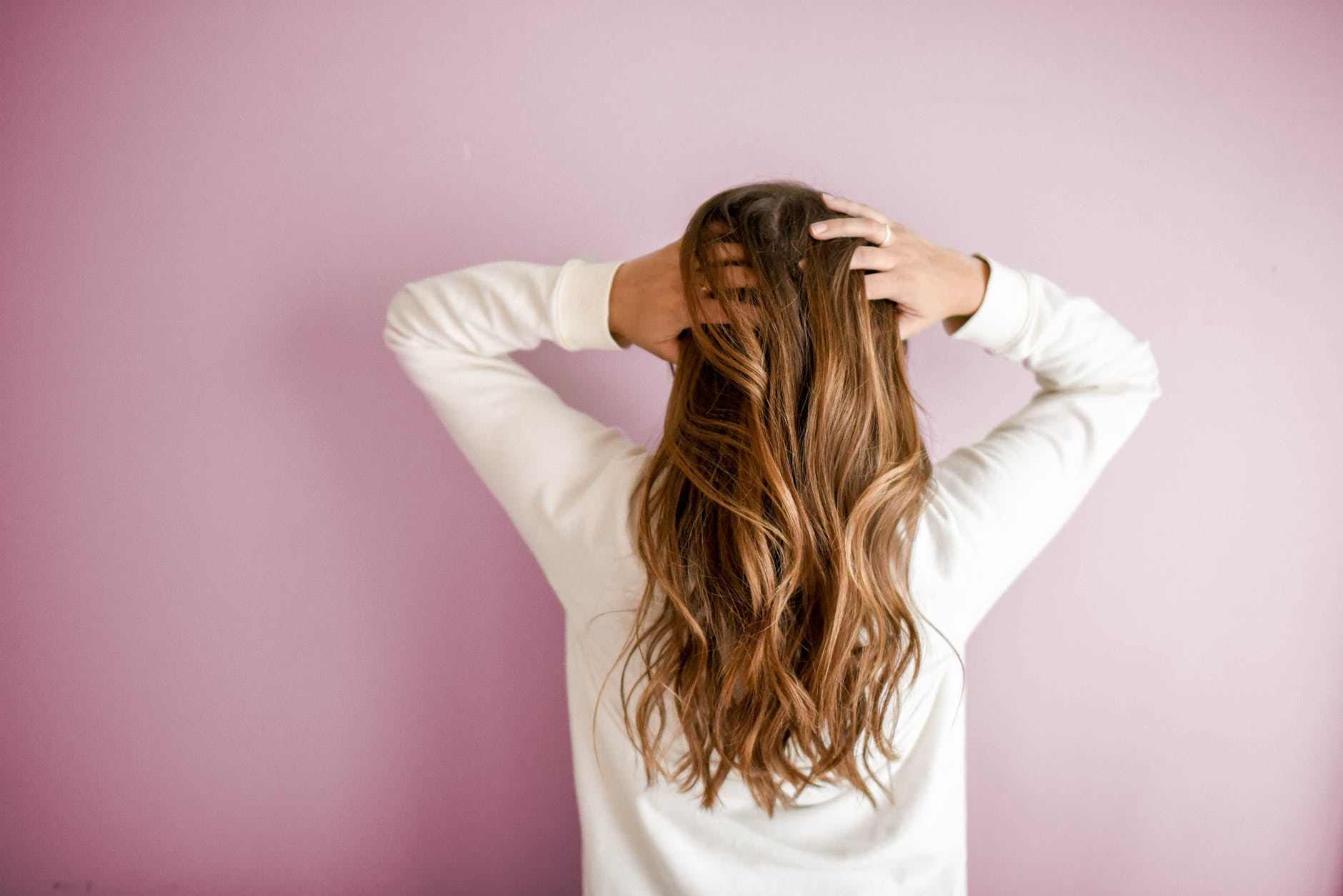 polvo voluminizador para el pelo